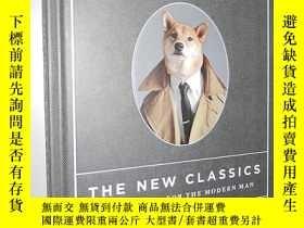 二手書博民逛書店Menswear罕見Dog Presents the New C