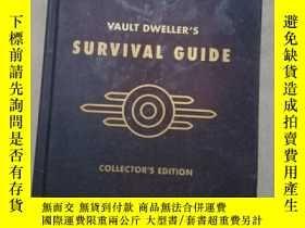 二手書博民逛書店Fallout罕見4 Vault Dwellers Surviv