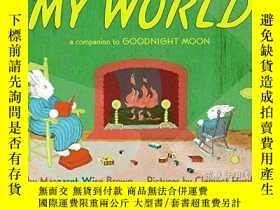 二手書博民逛書店My罕見WorldY256260 Margaret Wise Brown Harperfestival 出版