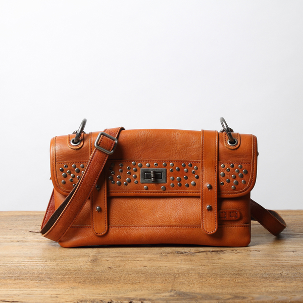 【Solomon 原創設計皮件】極地古堡 側背包