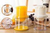 寶寶嬰兒迷你小型家用手動榨汁機汁器手搖豆漿機水果汁原汁機igo 蓓娜衣都