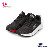 Skechers運動鞋 男鞋 GOrun 足弓鞋墊 跑步鞋 訓練鞋 足弓支撐 男款跑鞋 T8212#黑灰◆OSOME奧森鞋業