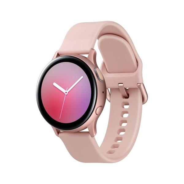 SAMSUNG Galaxy Watch Active2 GPS藍牙智慧手錶 鋁製 40mm玫瑰金