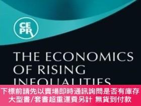 二手書博民逛書店The罕見Economies Of Rising InequalitiesY255174 Daniel Coh