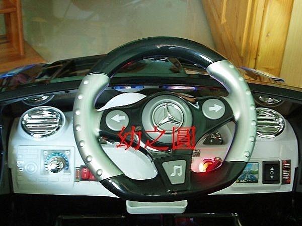 *幼之圓*兒童電動車- 賓士BENZ原廠授權~鋼琴烤漆-賓士SL65奔馳跑車-兒童電動車可遙控