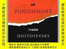 二手書博民逛書店Crime罕見and Punishment罪與罰,英文原版Y449990 Fyodor Dostoyevsky