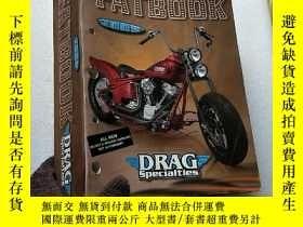 二手書博民逛書店FATBOOK罕見2009 (DRAG Specialties)