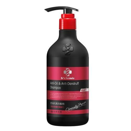 《台塑生醫》Dr's Formula控油抗屑洗髮精(升級版)580g