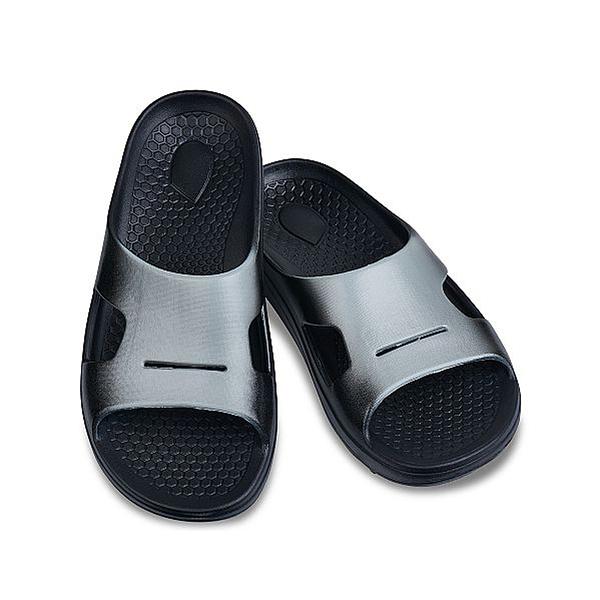 《Spenco》FUSION 2 SLIDE 男 能量回復 涼拖鞋 漸層灰色 SF20-247