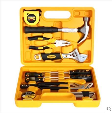 多組合工具套裝家用工具箱五金工具套裝44件25件16件套裝中秋特惠