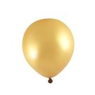 5吋珠光氣球10入-璀璨金