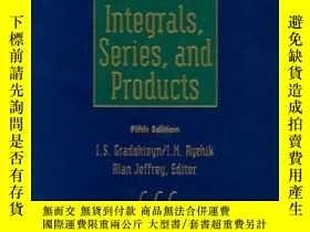 二手書博民逛書店Table罕見Of Integrals, Series, And Products, Fifth Edition奇