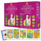 神聖芳療卡Sacred Aroma Cards :用芳香塔羅透析你的身心靈,搭配29張牌卡的精油..