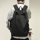 後背包男韓版簡約時尚潮流女高中生大學生書包男士背包潮牌大容量