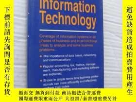 二手書博民逛書店The罕見Vest-Pocket Guide to Inform