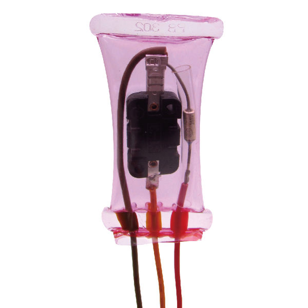 【LG專用】方型除霜冰箱溫度控制器(3線+內保險絲) 冰箱恆溫器 冰箱保險絲 溫度保險絲 溫度開關