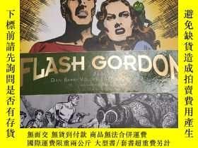 二手書博民逛書店Flash罕見gordon dailies dan barry volume 1 the city of ice高