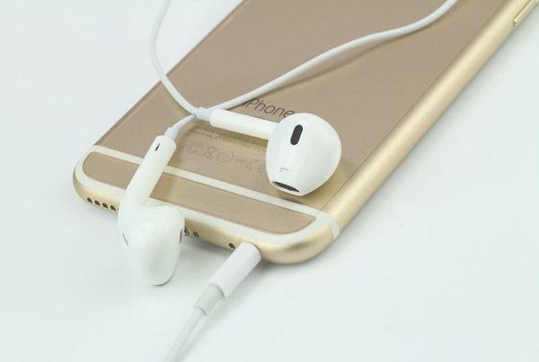 熱賣款!適用iphone手機  立體聲音 線控蘋果耳機 iphone6/6s iphone 6 plus//7類原廠【Mr.1688先生】