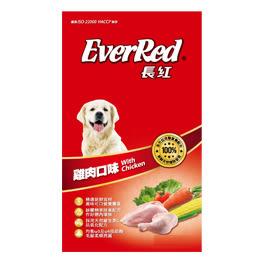 長紅犬食-雞肉口味 15kg