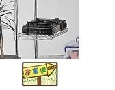 [ 家事達 ] 鍍鉻層架專用--置物網 45*30cm --兩孔 特價