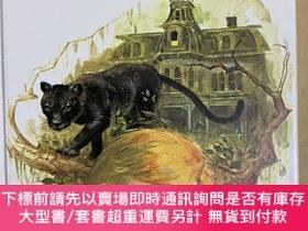 二手書博民逛書店Nancy罕見Drew 18: Mystery of the Moss-Covered Mansion (英文原版