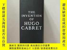 二手書博民逛書店the罕見invention of hugo cabretY26