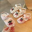 寶寶學步鞋女童涼鞋