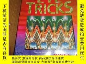 二手書博民逛書店Eye罕見Tricks: Incredible 3D Stereograms (英文原版) 眼睛技巧:不可思议的三
