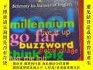 二手書博民逛書店Oxford罕見Wordpower Dictionary for Learners of English英文原版奇
