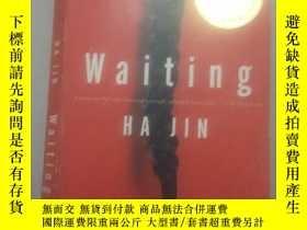 二手書博民逛書店Waiting罕見Ha Jin 英文原版Y6699 Ha Jin