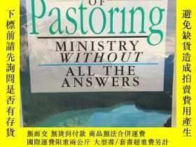 二手書博民逛書店The罕見Art of Pastoring:Ministry W
