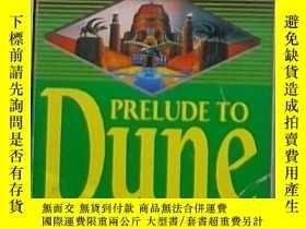 二手書博民逛書店英語原版罕見Prelude to Dune: House Har