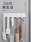 ※家居系列 創意磁吸活動掛勾 (2入) 冰箱 洗衣機 家具 可調式 掛鉤 無痕 磁鐵掛勾 5連排勾 置物