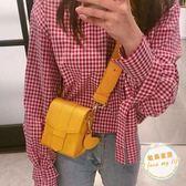 隨身包夏季新款手機包女時尚可愛百搭單肩斜跨鍊條小方包迷你小包包