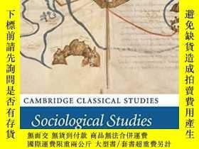 二手書博民逛書店Sociological罕見Studies In Roman HistoryY256260 Keith Hop