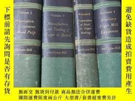 二手書博民逛書店Pulp罕見& Paper ManufactureY277282
