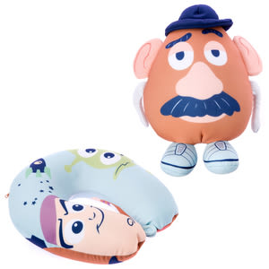 Toy Story 造型翻轉頸枕