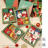 聖誕限定 珊瑚絨地板襪卡通保暖襪禮盒裝【南風小舖】