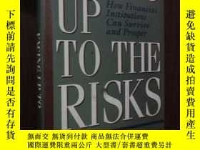 二手書博民逛書店Facing罕見Up to the Risks:How Fina