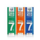 韓國 LG Perioe倍麗兒7效牙膏 增量版 140g 3款可選【櫻桃飾品】【23975】
