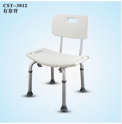 洗澡椅子老人沐浴椅孕婦洗澡凳子防滑浴室凳(CST-3012)