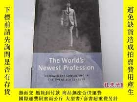 二手書博民逛書店The罕見World`s Newest ProfessionY207801 Christopher D. Mc