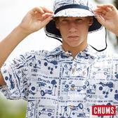 CHUMS 日本 男 風格短袖襯衫 夏威夷 CH021008Z006
