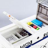 新款釣魚箱台釣箱加厚多功能釣魚箱 igo igo科炫數位