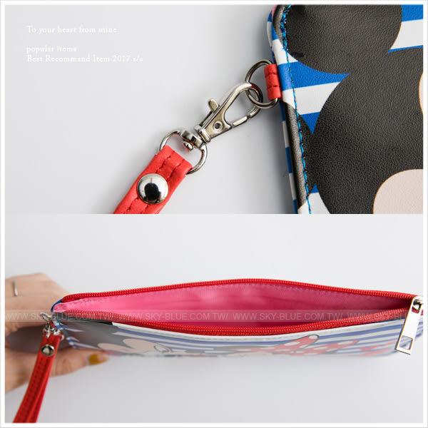 手機袋-迪士尼人物橫式手機收納袋-共10色-A11110255-天藍小舖(P)