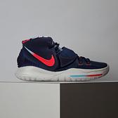 Nike Kyrie 6 EP 男鞋 深藍 避震 包覆 籃球鞋 BQ4631-402
