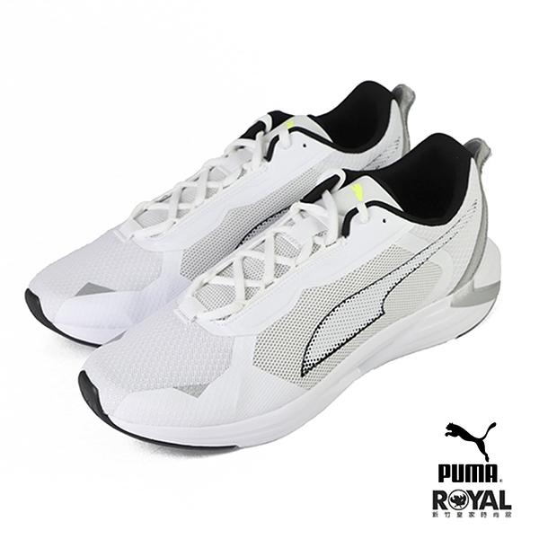 Puma Minima 白色 網布 休閒運動鞋 男款NO.B1651【新竹皇家 19376202】