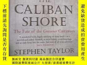 二手書博民逛書店the罕見Caliban Shore the Fate of the Grosvenor Castaways(英文