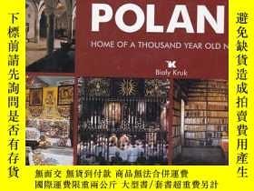 二手書博民逛書店罕見POLAND(波蘭)18002 波蘭 波蘭 出版2003