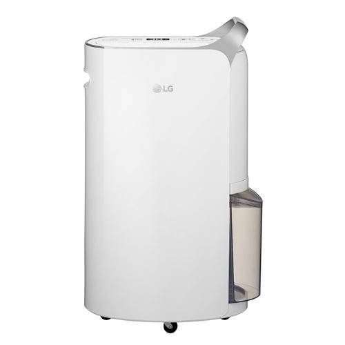 LG除濕力18公升變頻除濕機(銀色不易髒)除濕機MD181QWK1